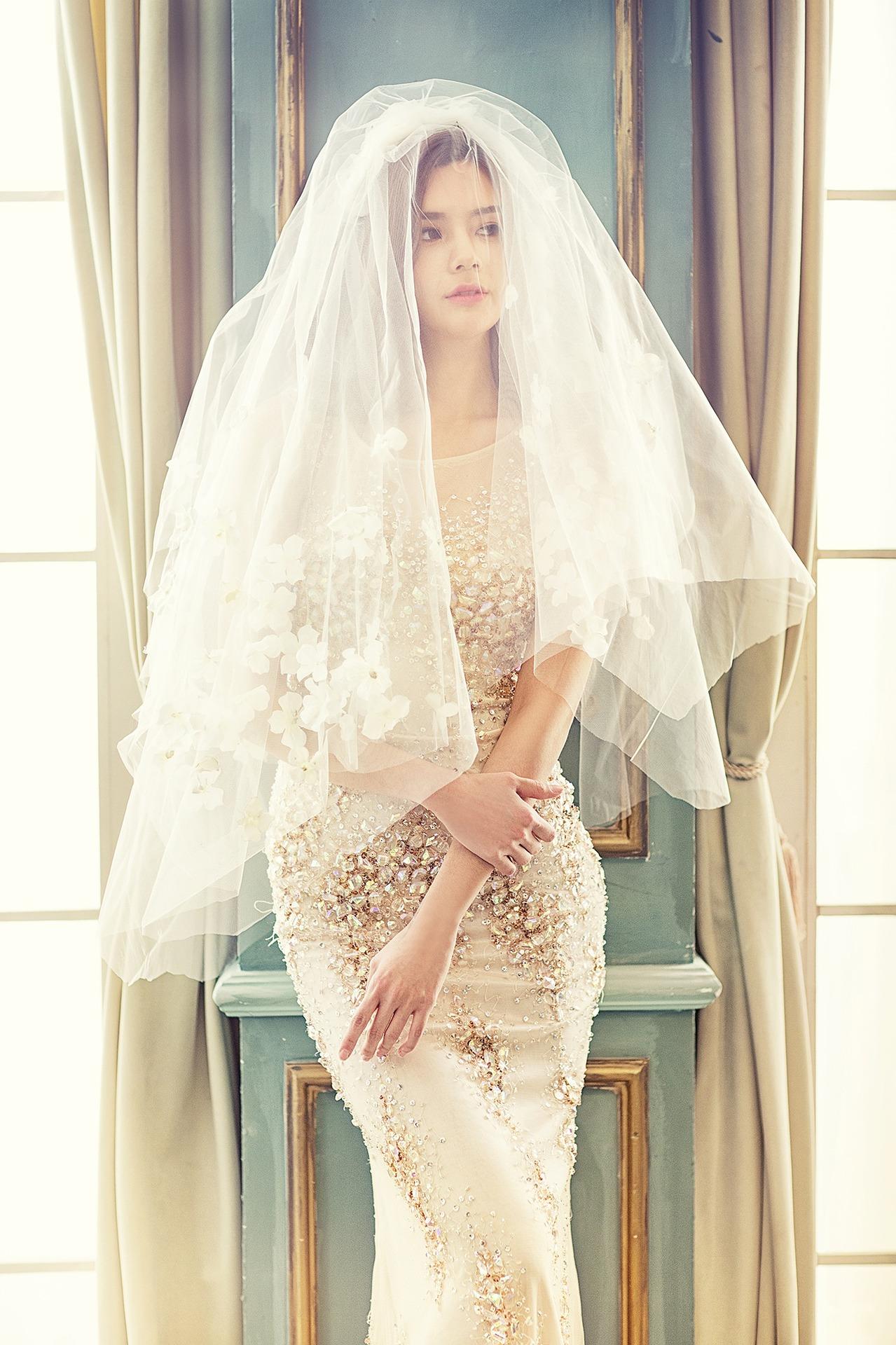 アラフィフで婚活して結婚できました、ウエディングドレス選び-ドレスの種類