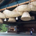 出雲大社の観光おすすめコース!縁結び神社を巡る旅1日目