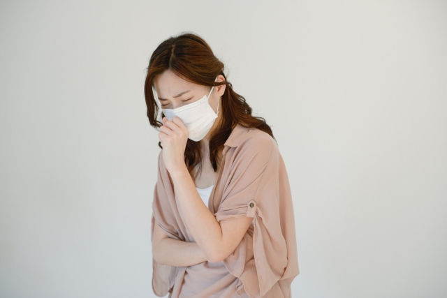 花粉症対策の花粉プロテクトコート