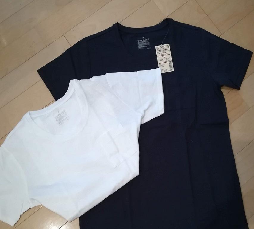 40代Tシャツブランドレディース無印良品
