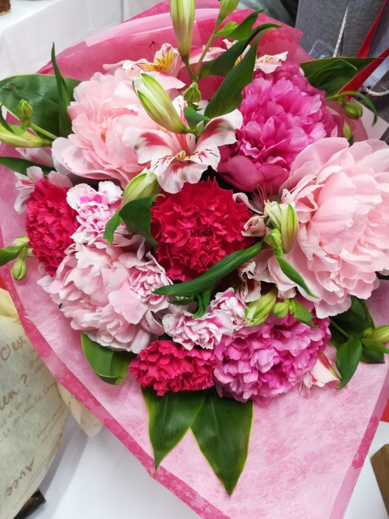 イイハナー母の日のプレゼント-花束