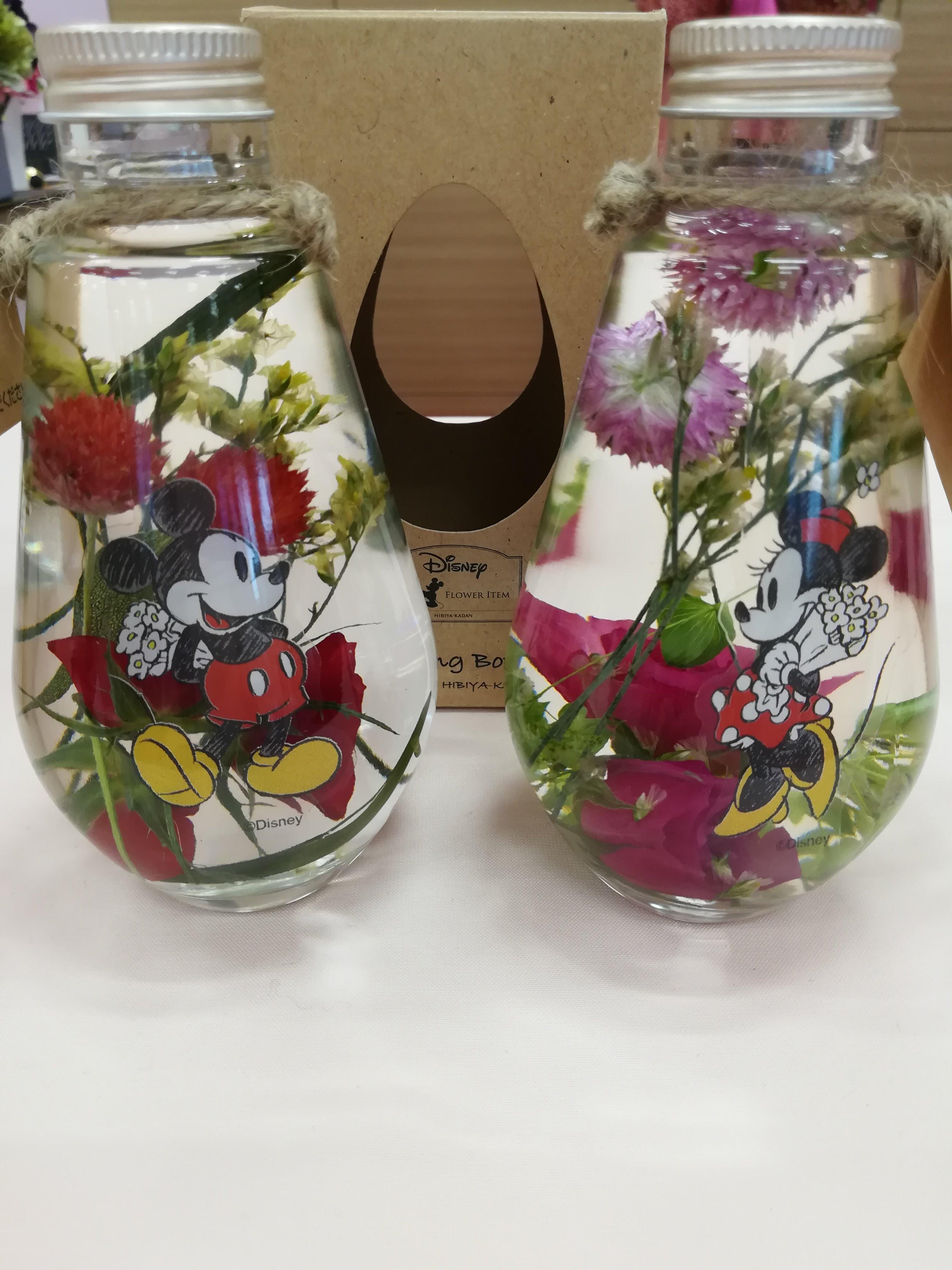 hibiyakadan-母の日のプレゼント-ハーバリウム-ディズニー